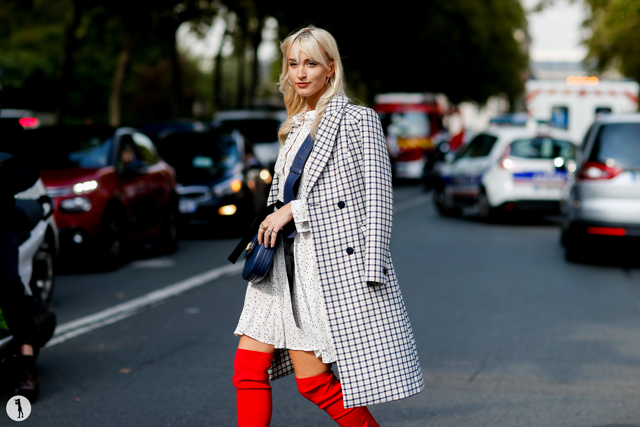 Noor de Groot - Paris Fashion Week SS18 (2)