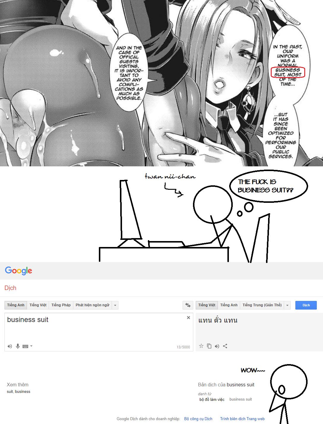 HentaiVN.net - Ảnh 25 - Cục Sĩ quan Điều tra Tình Dục S.D.P.O - Sexual Desire Processing Officers - Oneshot