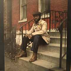 CURTIS MAYFIELD:ROOTS(JACKET B)