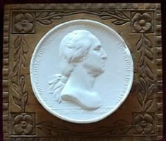Hirsch Washington Before Boston medal plaster base1 cropped