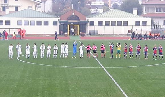 Abano-Virtus Verona 2-2,