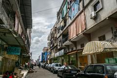 Rue de Treichville - Abidjan