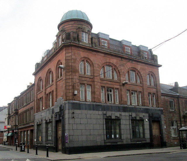 Former British Linen Bank, Dumfries