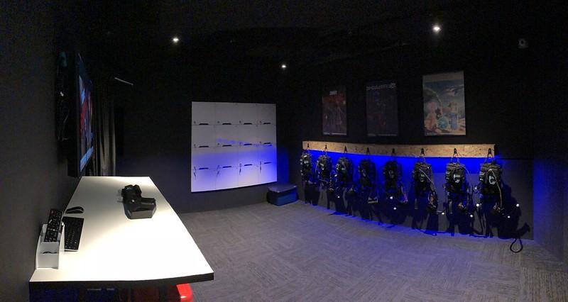 Zero Latency - Briefing Room
