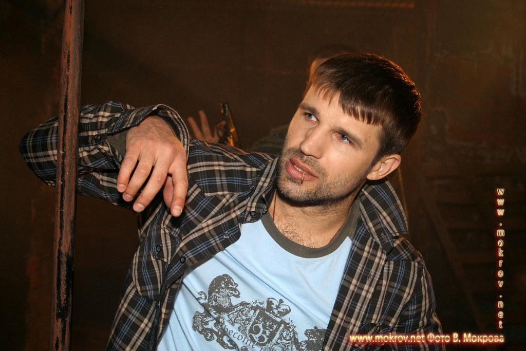 Актер Тимур Ефременков.