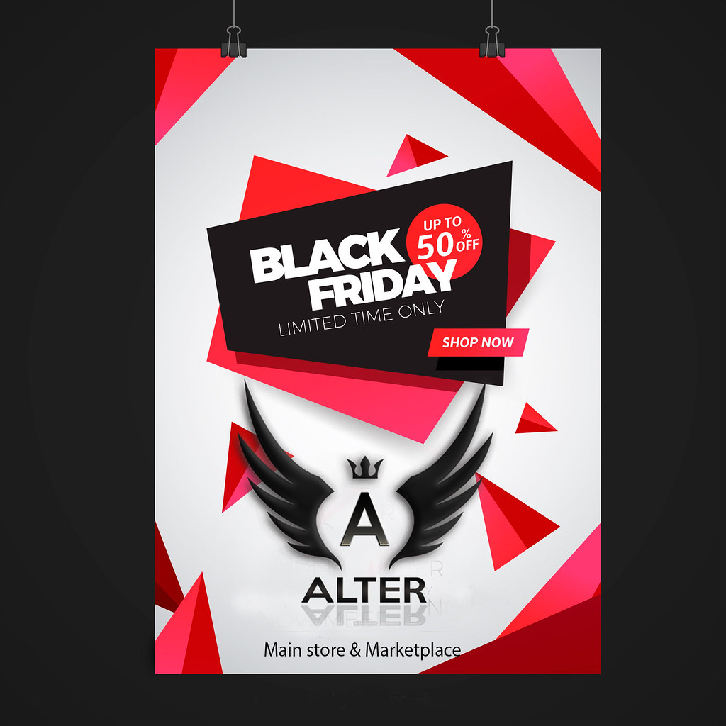 Black Friday 2017: ::ALTER:: - TeleportHub.com Live!