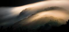 Cascada de niebla