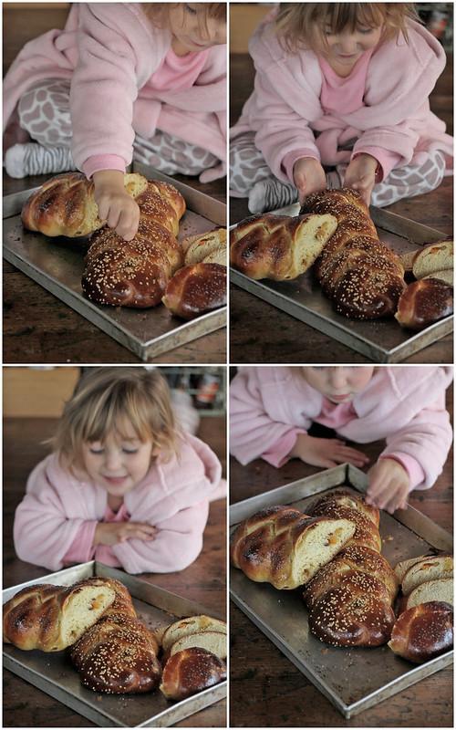 pane dolce dello shabbat