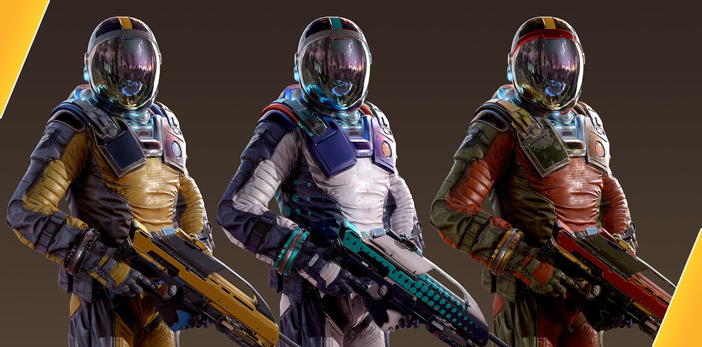 Farpoint Versus Expansion Pack: New Suits