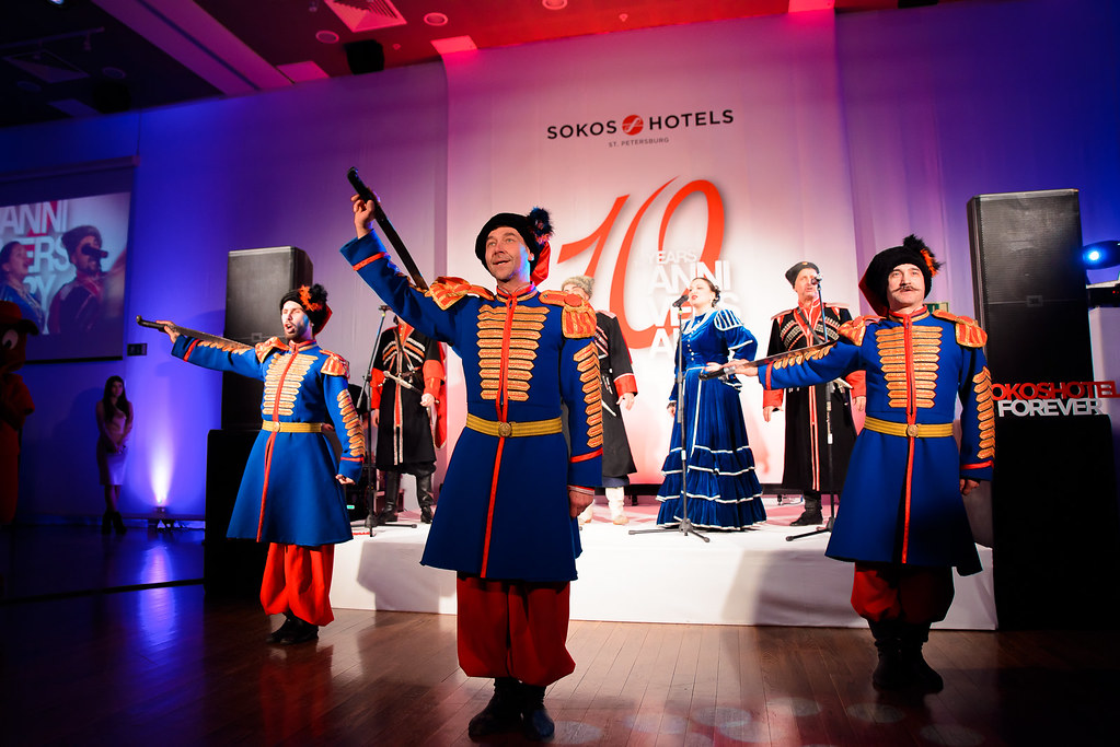 Sokos Hotels 10 years in Russia