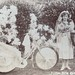 First prize in the Ramsgate Battle of Flowers in 1911