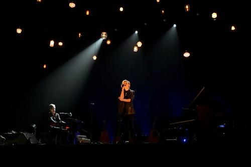 Anna Ternheim och Martin Hederos