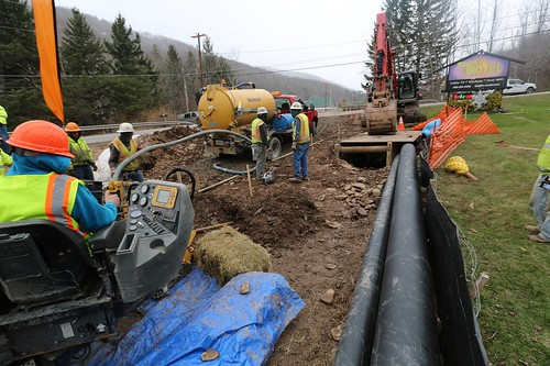 Shandaken Sewer Line Extension