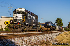 NS 5834 | EMD GP38-3 | NS Memphis District