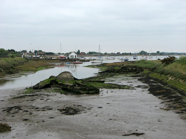 Marshes at Heybridge
