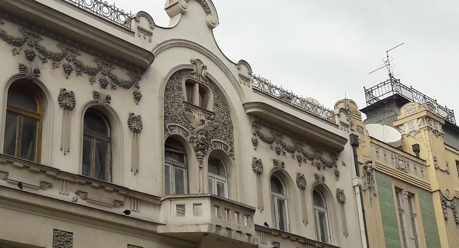 Stedentrip Belgrado, bezienswaardigheden Belgrado: art deco | Mooistestedentrips.nl