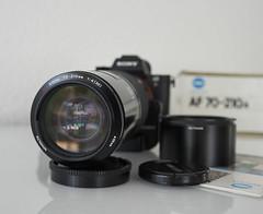 MINOLTA AF 70-210mm
