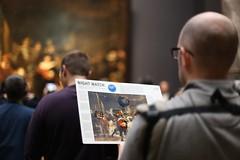 Night Watch.  Rijksmuseum, Amsterdam.