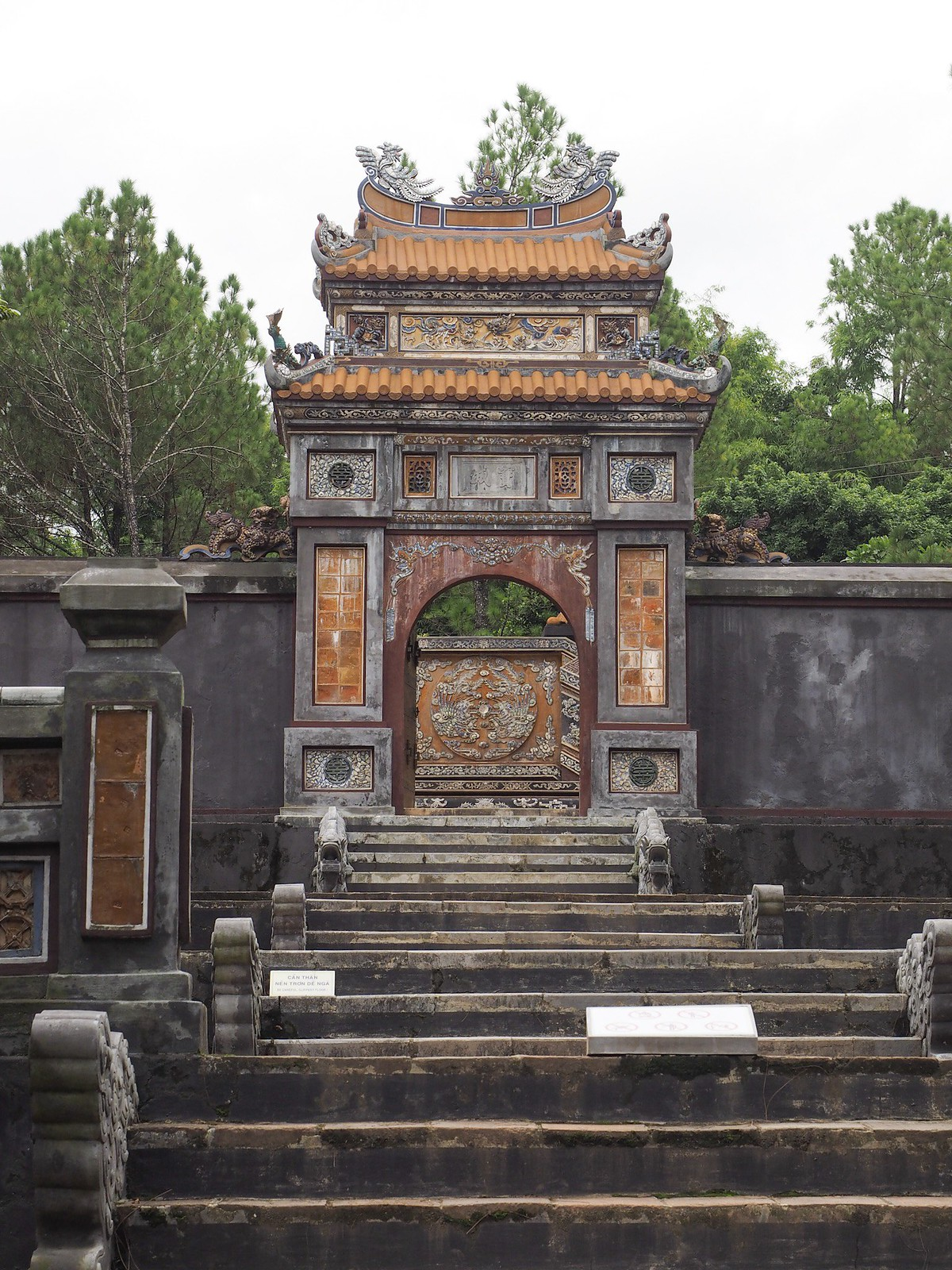 Hue Emperors Tombs
