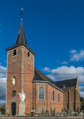 Rummen, Sint-Ambrosiuskerk.