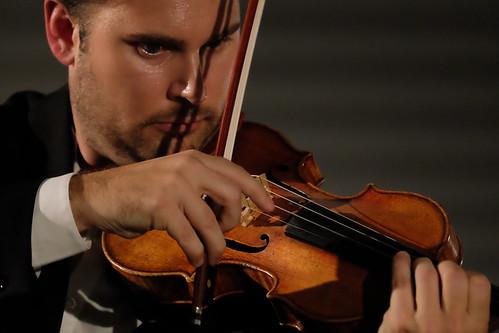 Christian Svarfvar – pizzicato i Lieder-sonaten