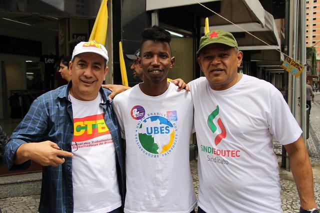 Dia Nacional de Mobilização - 10/11