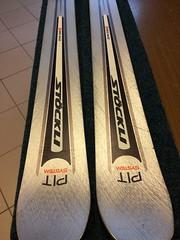 Testovací lyže zn.Stockli  Stormrider Pro model 20 - titulní fotka