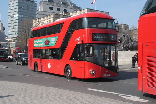 Abellio London LT619 LTZ1619