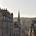 UK - Bath - view from Lansdown Road