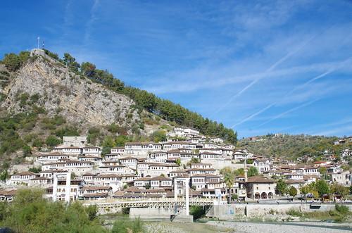 Town of Berat