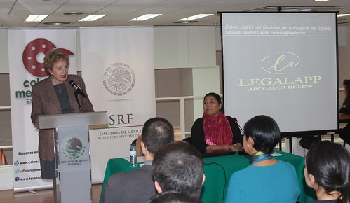 Primer taller informativo para comunidad mexicana sobre cuestiones migratorias en España