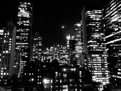 One night in Manhattan