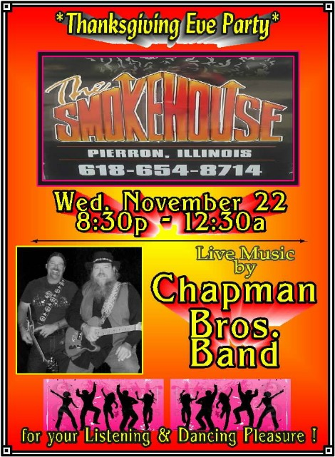 Chapman Bros 11-22-17