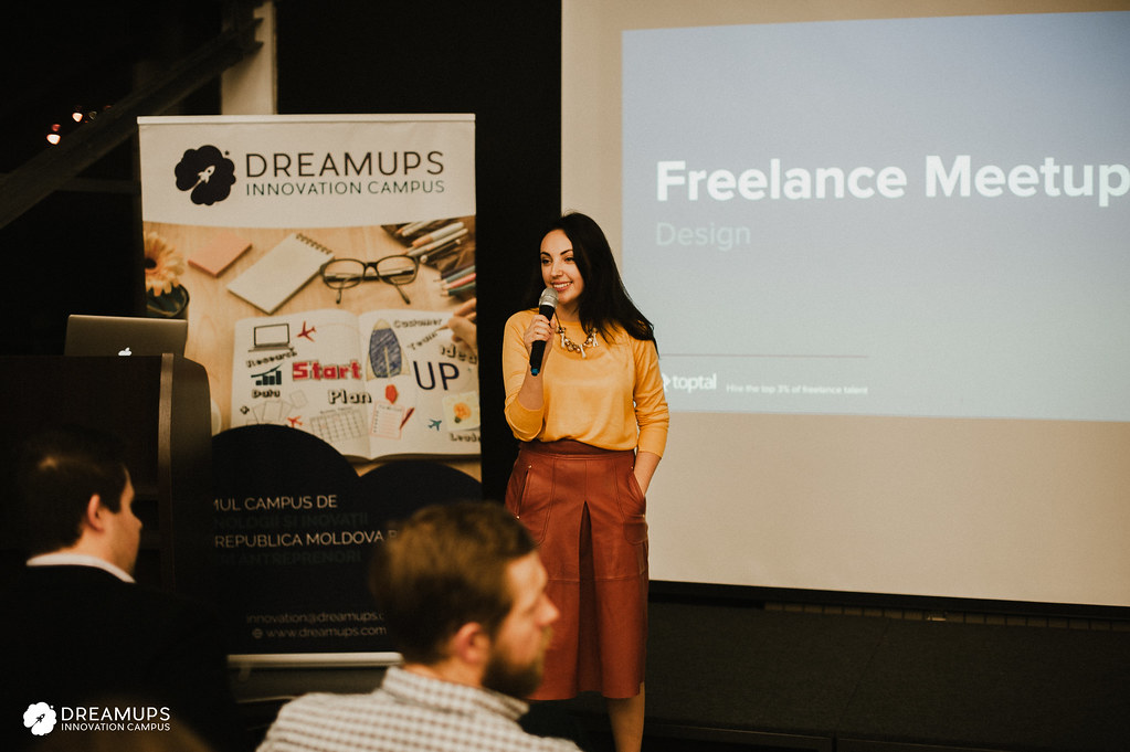 Freelance Meetup: Design