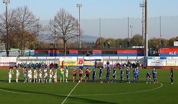 Virtus Verona-Montebelluna 1-0, Manarin segna all'ultimo respiro!