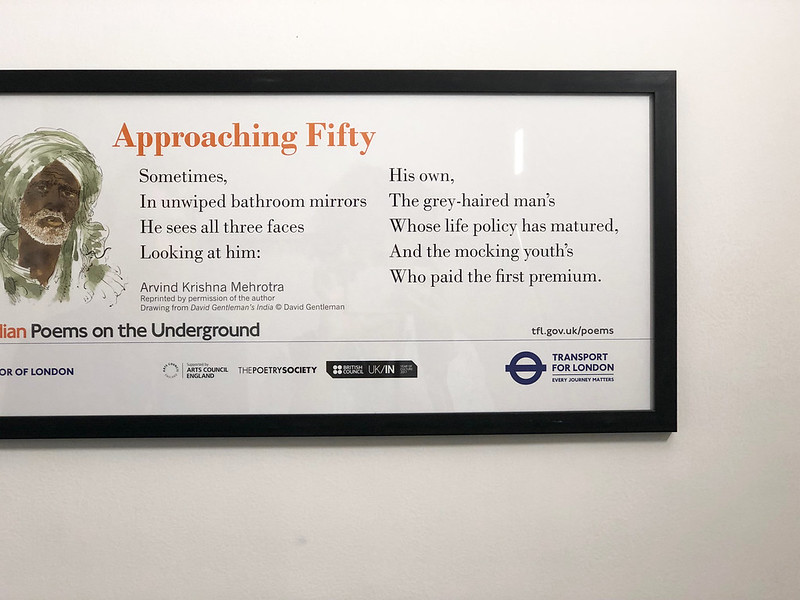 City Hangout - Poems from the Underground, British Council