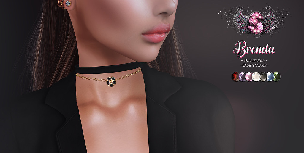 .::Supernatural::. Brenda Choker @ Limit8