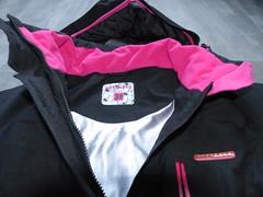 lyžařská bunda dámská - titulní fotka