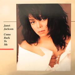 JANET JACKSON:COME BACK TO ME(JACKET A)