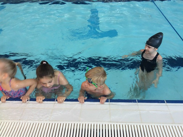 Y4 Swimming @ the Life Centre
