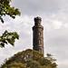Edinburgh, Calton Hill, Nelson Monument