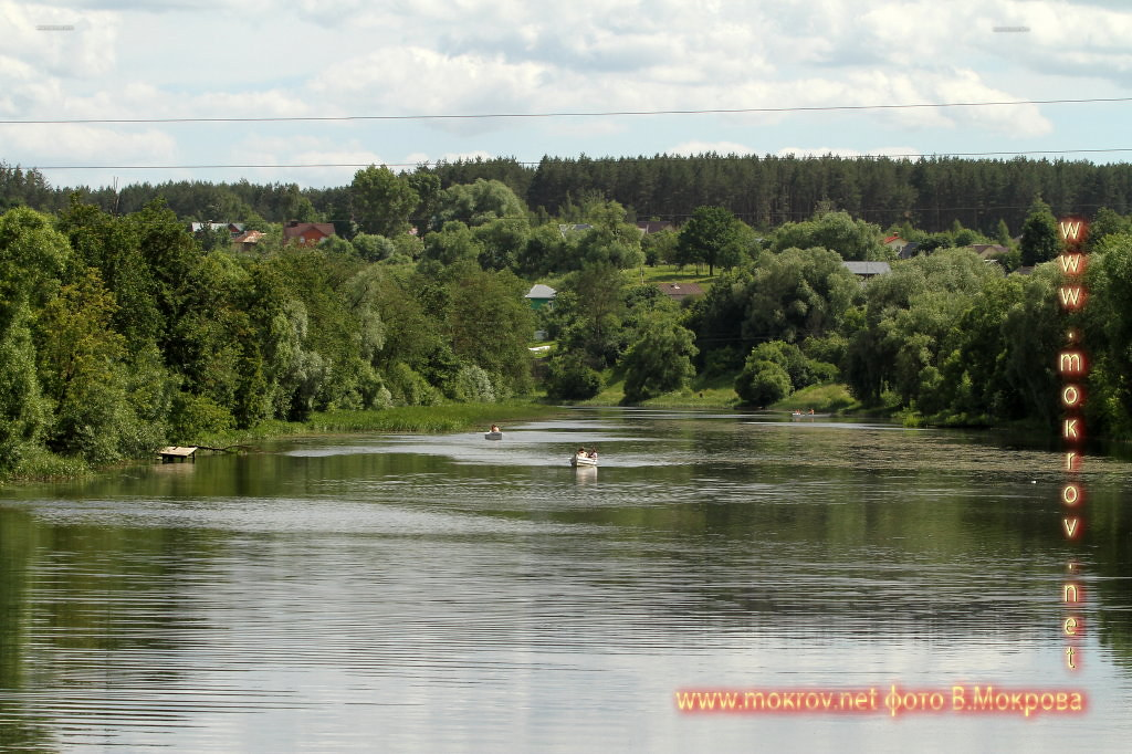 Город Калуга портфолио