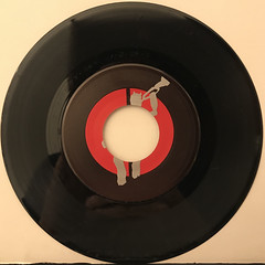 DURAN DURAN:NOTRIOUS(RECORD SIDE-A)