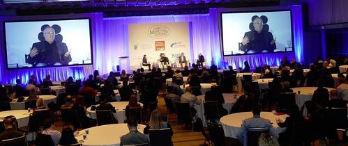 Brian Rotsztein on panel at World Marketing Summit