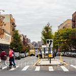 Sherman Avenue, Inwood, New York City