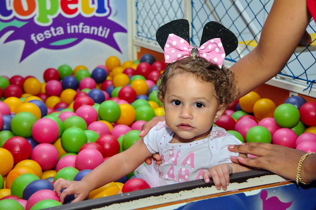 1º aninho de Ana Clara Brizotto Silvério