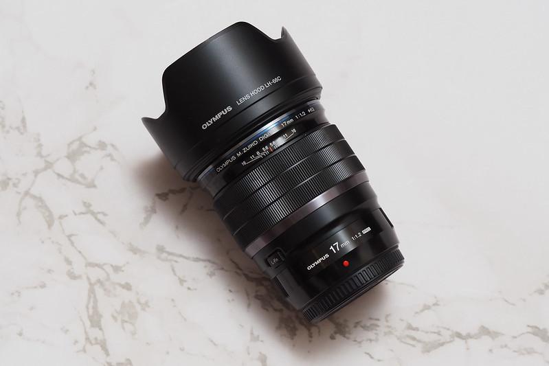 17mm f/1.2 PRO|Olympus