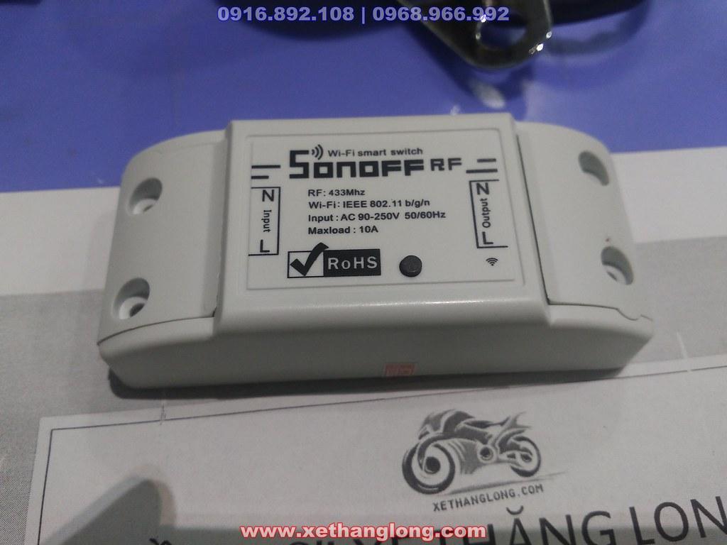 Công điện Wifi điều khiển 1 thiết bị