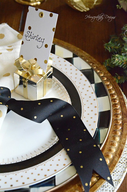 Holiday Table Setting-Housepitality Designs