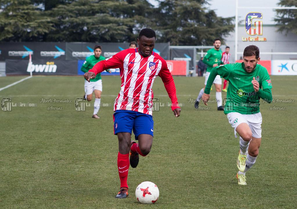Atlético B - CD Guijuelo